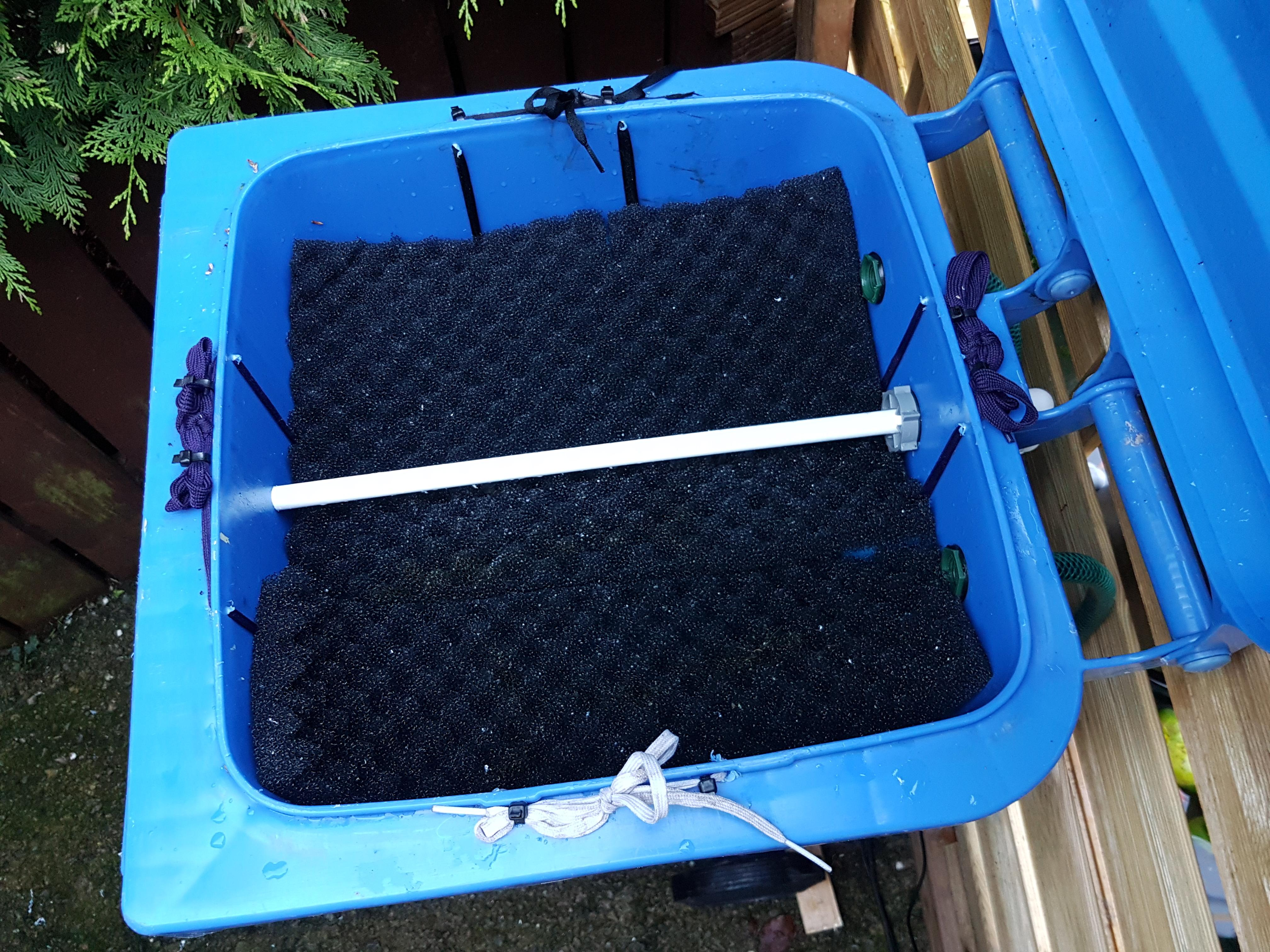 Diy pond filters for Diy pond filter design