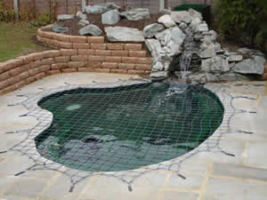 Koi pond beginners for How to build a koi pond on a budget