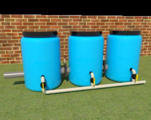 DIY Pond Filters
